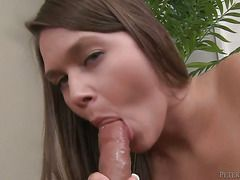 Сперма на лице жены