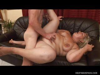 Порно старых толстых бабушек